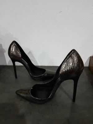 Leder Schuhe von Zara
