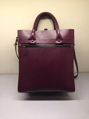 Leder Shopper Zara Women Special Edition
