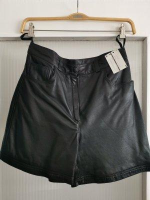 Leder Shorts New