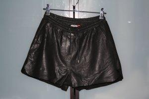 Leder Shorts von Only Gr. S * Echtleder * Neupreis 99,95