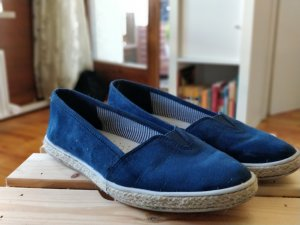 Graceland Pantoffels donkerblauw