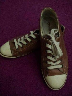 Leder-Sneaker von Converse