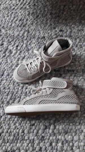 Leder Sneaker von Zara