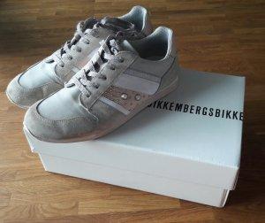 Leder Sneakers Bikkemberg