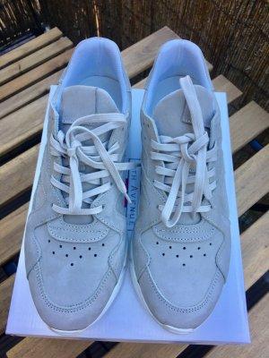 5th Avenue Sneaker stringata grigio chiaro