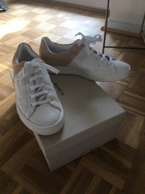 Leder Sneakers von Bianco
