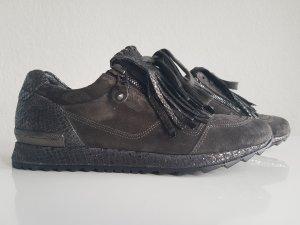 Leder-Sneakers von Kennel&Schmenger