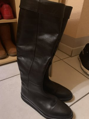 0039 Italy Winter Boots black