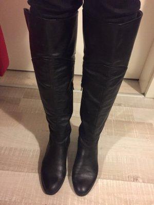 Leder Stiefel Gr 39  Uvp 189€
