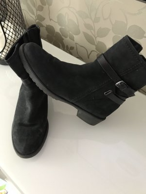 Leder Stiefeletten Boots Gr 37