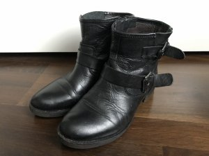Belmondo Western Booties black