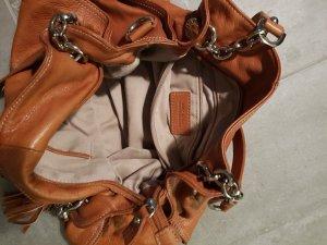 Leder Tasche fast Neu
