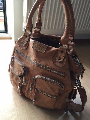 Leder Tasche Milla N. Vintage