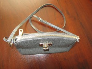 Leder Tasche von DKNY