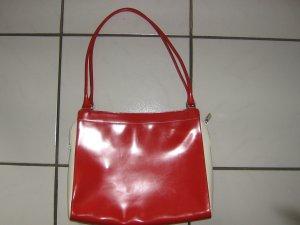 Leder Tasche von Furla rot