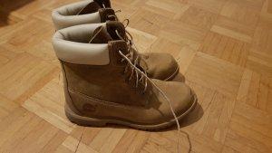 Leder Timberland Boots