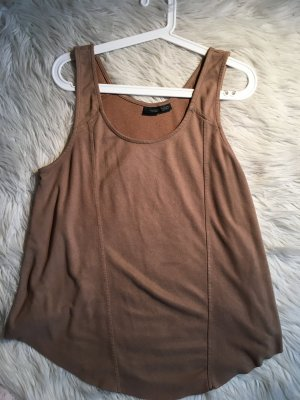Leder top, weiches Material