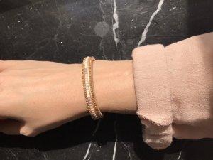 Leather Bracelet grey-pink