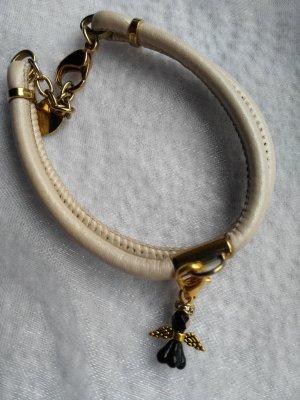 s.Oliver Bracelet gold-colored-oatmeal