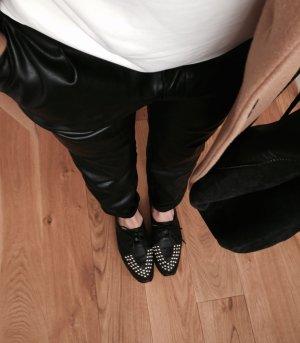 Lederbaggy von Zara in einem guten Zustand. Selten getragen. Größe S