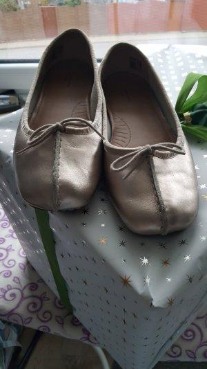 Lederballerina von Clarks Gr. 41