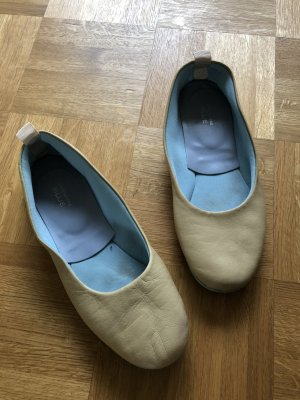 Lederballerinas von Strenesse Blue