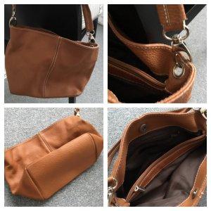 Lederbeutel Handtasche