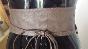 Cinturón de cuero marrón Cuero