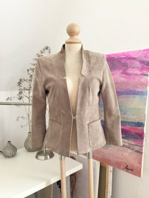Drykorn Leather Blazer multicolored leather