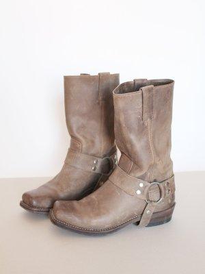 Chukka boot gris brun