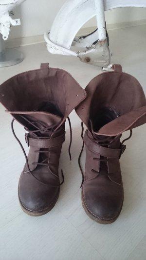 Laarzen bruin