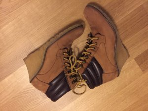 Bullboxer Boots sand brown-brown