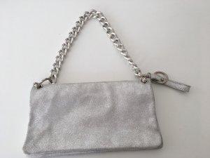 Gianni chiarini Borsa clutch argento