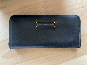 Marc by Marc Jacobs Wallet black-gold-colored