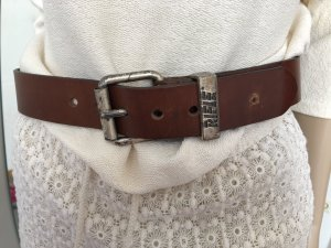 Rifle Leather Belt brown