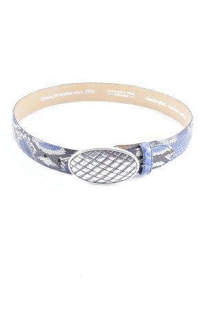 Leather Belt animal pattern extravagant style