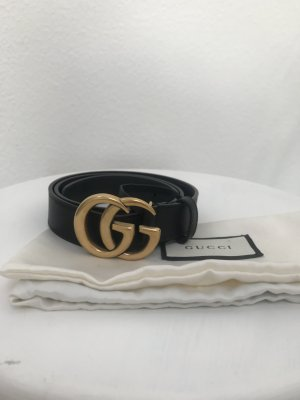 Gucci Belt black leather