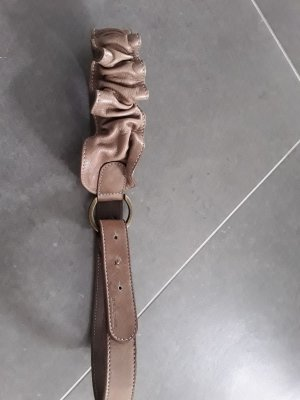 Boss Orange Belt bronze-colored