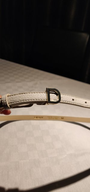 DKNY Belt white