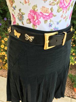 Escada Hip Belt black-gold-colored