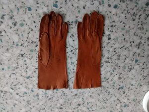 Handschoenen cognac