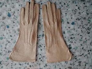 Handschoenen beige