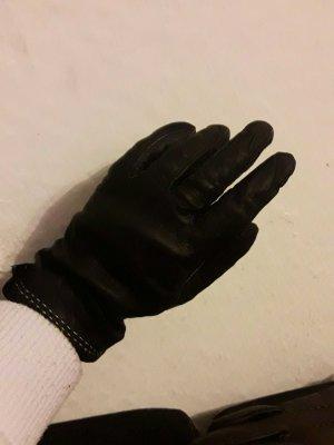 lederhandschuhe made in italy neu