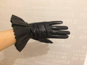 Lederhandschuhe von Maison Fabre