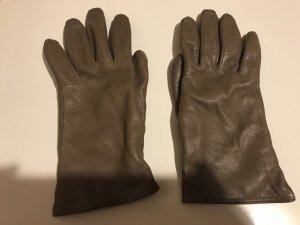 Roeckl Leather Gloves beige-camel
