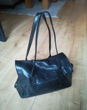 Lederhandtasche Cowboysbag