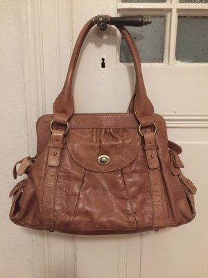 Lederhandtasche der englischen Marke Oasis