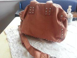 Lederhandtasche / Umhängetasche von Schuhtzengel