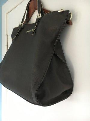 Lederhandtasche von Armani Jeans