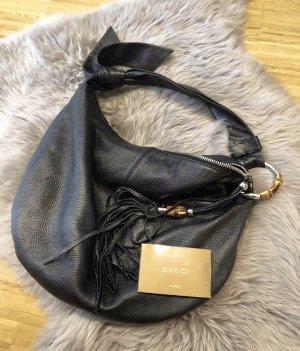 Lederhandtasche von Gucci